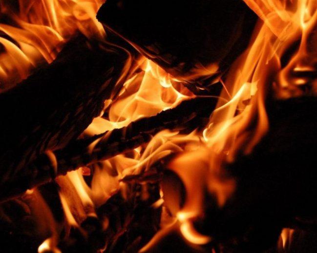 Ditinggal Panen Kedelai ke Bondowoso Rumah Milik Warga Slateng Terbakar