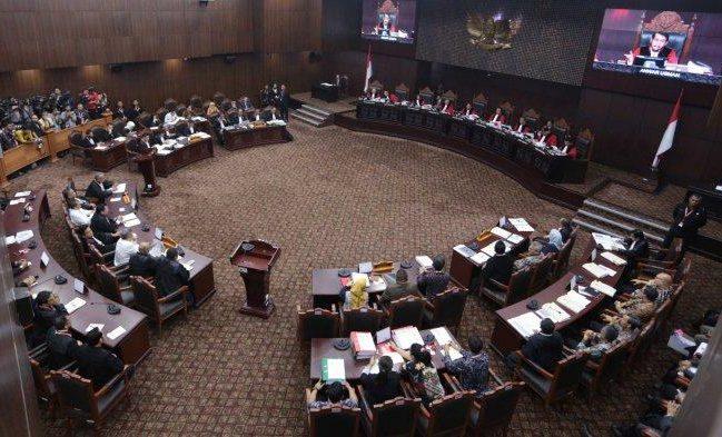 KPU Jember Pantau Sidang Putusan MK di Fakultas Hukum Unej
