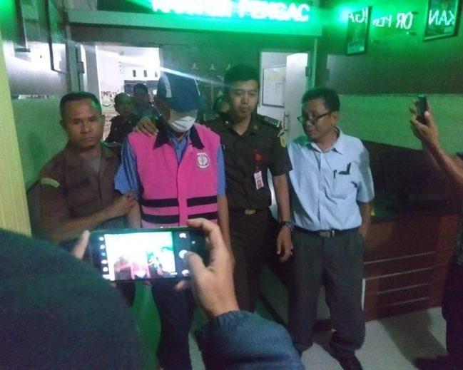 Dua Kali Mangkir KonsultanPerencana Pasar Manggisan Akhirnya Ditahan