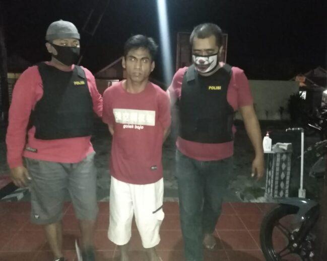 Tiga Bulan Buron, Perampas HP Bersenjata di Arjasa Akhirnya Lebaran di Penjara